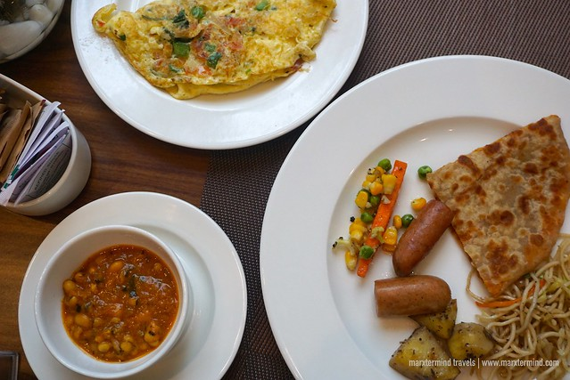 My Breakfast at Kava Restaurant
