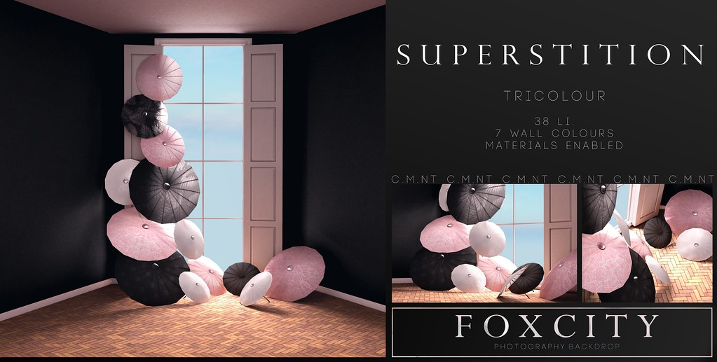 FOXCITY. Photo Booth - Superstition - TeleportHub.com Live!