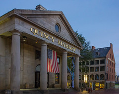 Quincy Market Flag