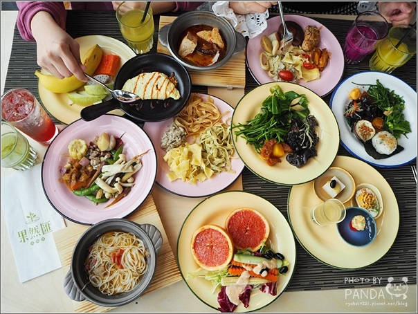 果然匯蔬食宴 統領店 (23)