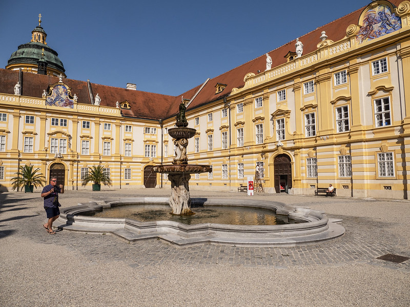 Melk Abbey 6