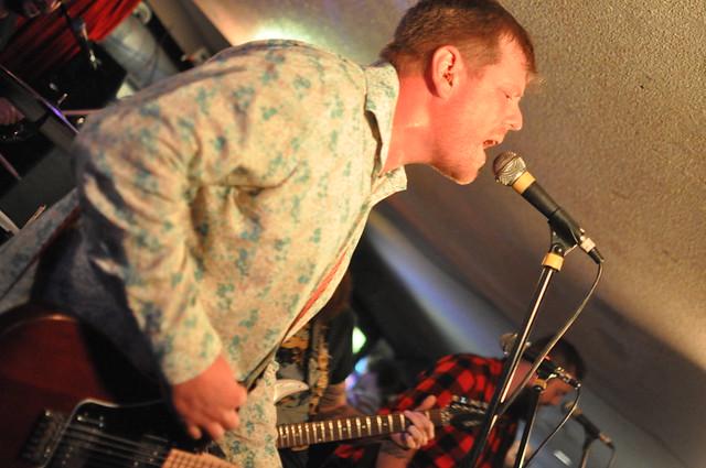 Jon Creeden & The Flying Hellfish