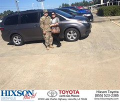 #HappyBirthday to Martin from Bret Bennett at Hixson Toyota of Leesville!