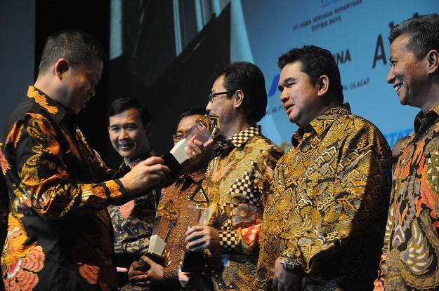 Semen Indonesia Raih Penghargaan Subroto Bidang Efisiensi Energi