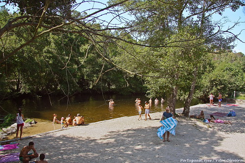 Praia Fluvial de Nandufe - Portugal 🇵🇹