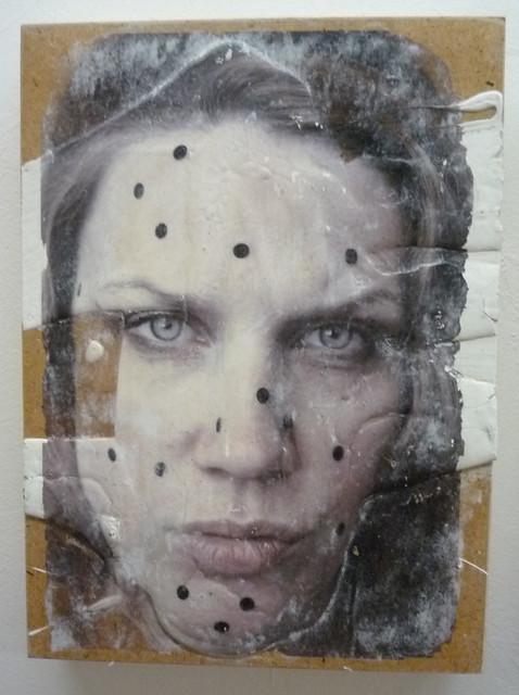 Verebics Katalin festményei
