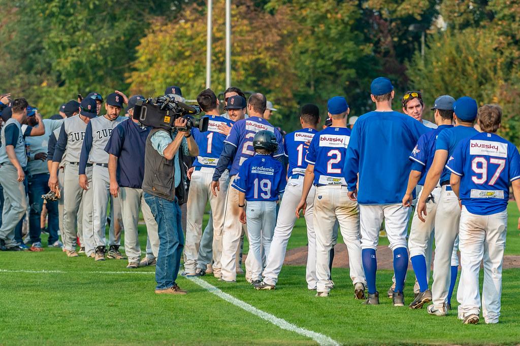 Baseball NLA - 2018