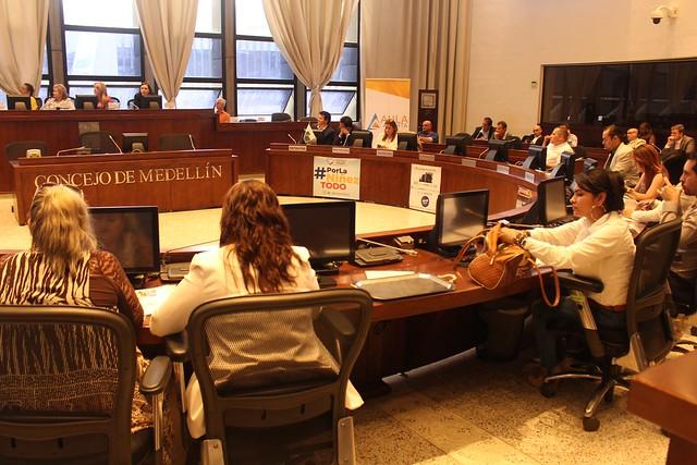 Encuentro Mretopolitano, Consejo Municipal de Paz y, Reconciliacion y Convivencia