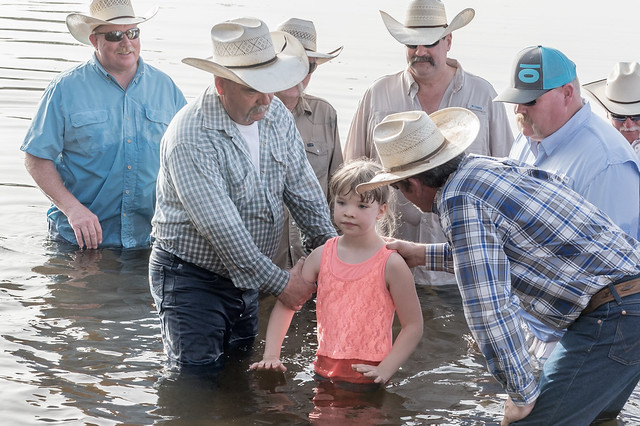 2018 Pond Baptisms