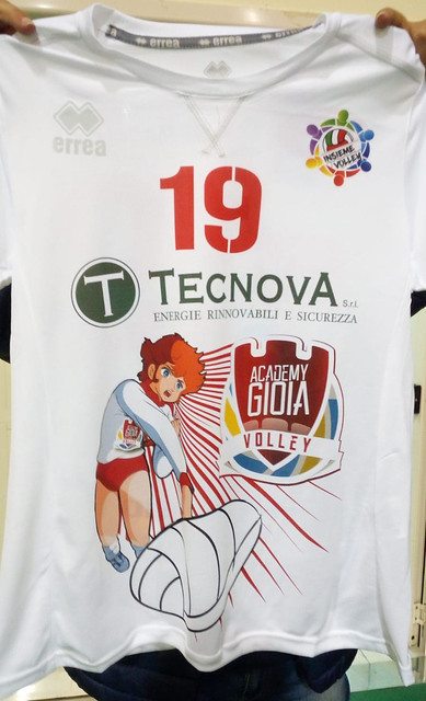 Tecnova Gioia 2018-19_divisa 1