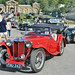MG Classic Car (FNU 343)