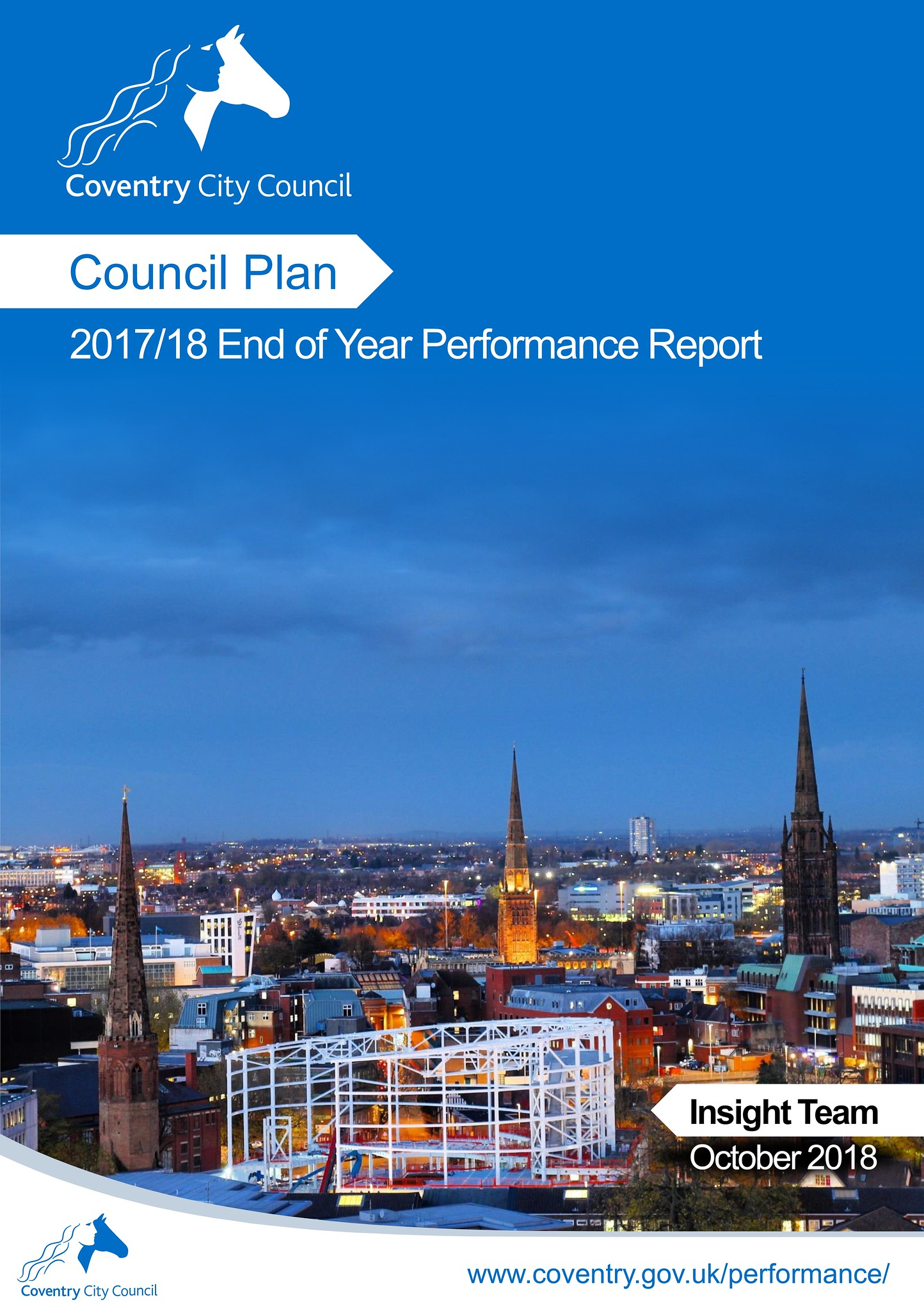Council Plan 2017-18 End of Year Performance Report