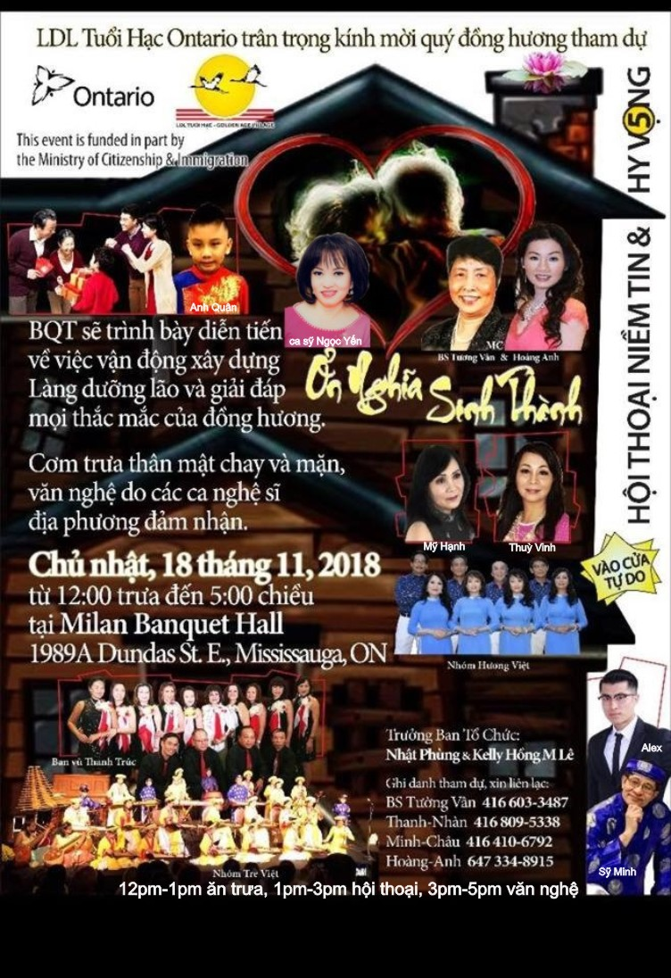LDL Hoi Thoai  Nov18-2018  Poster