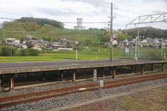 Kizu train station