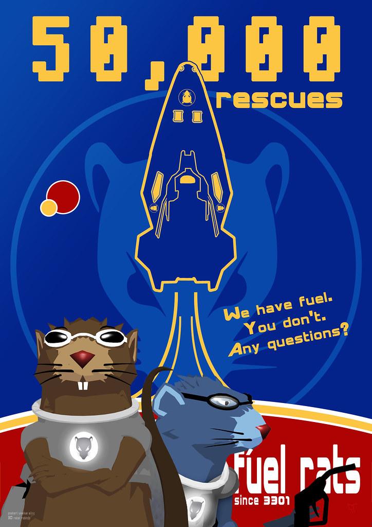Fuel Rats: 50,000 rescues