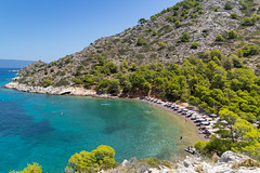 Bisti Beach Hydra island