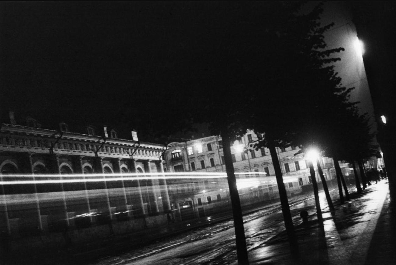 1930-е. Моховая улица