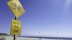 CA-1 sign board