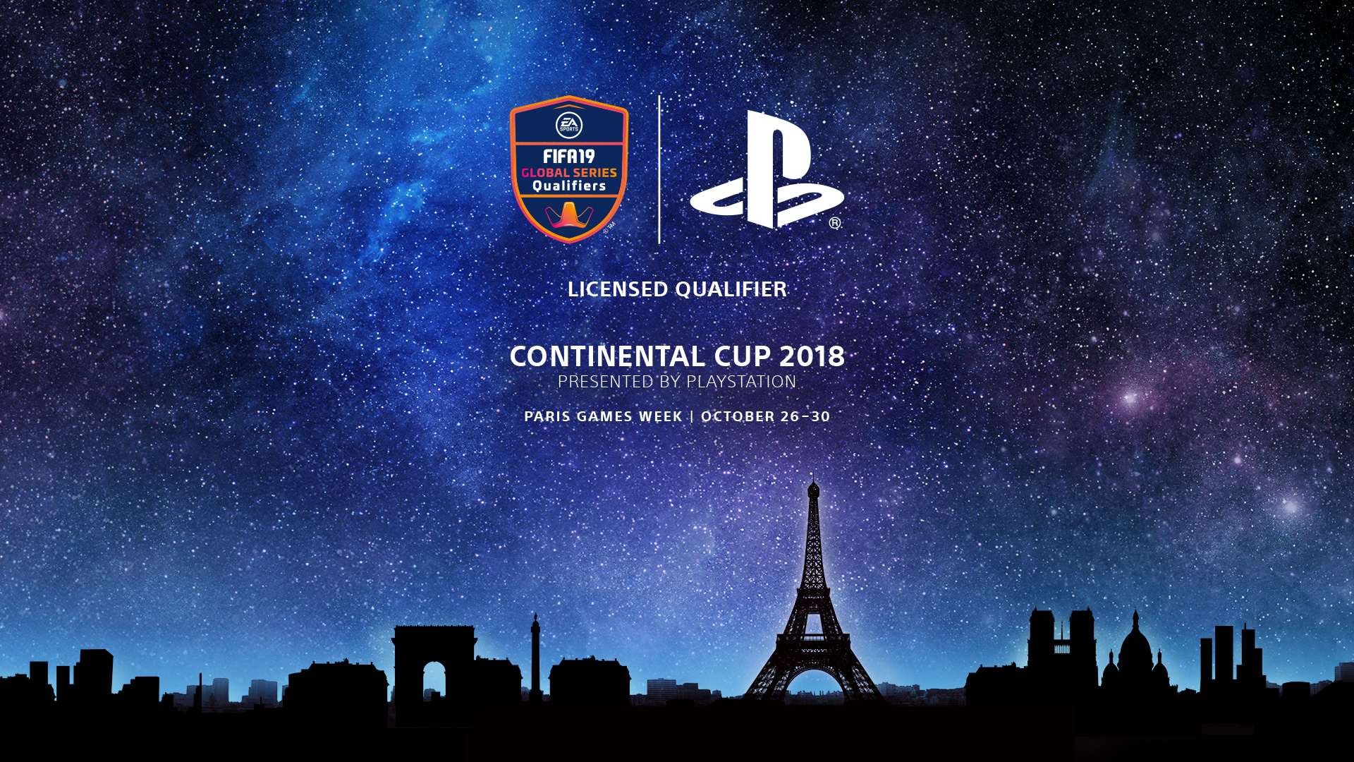 Continental Cup at Paris Games Week