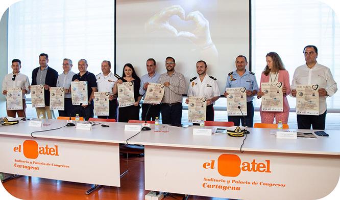 Cartagena por la Caridad entregará su recaudación a la lucha contra el cáncer