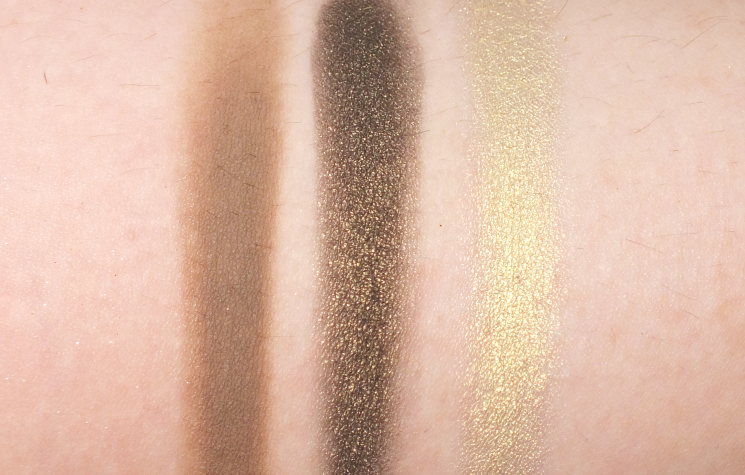 huda beauty emerald obsessions swatches (2)