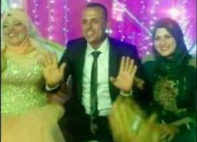 3825 Egyptian Wife makes all the arrangements of Husband's second marriage - Copy