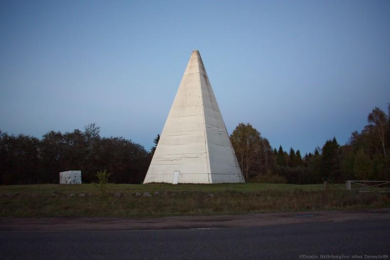 Пирамида Голода, Осташков.