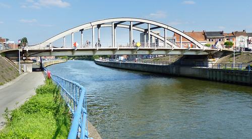 Brug van Menen, Belgium