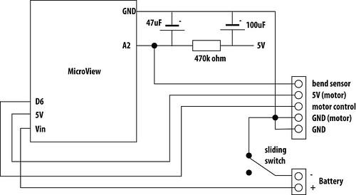 protoboard schematic