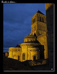 Collégiale de Chauvigny (1) - Photo of Bonnes