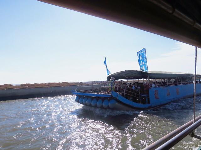 七股龍山號觀光漁筏18