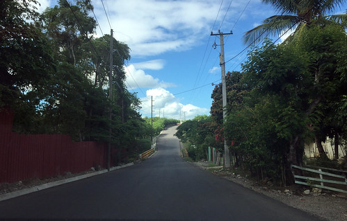 Good roads near Imbert