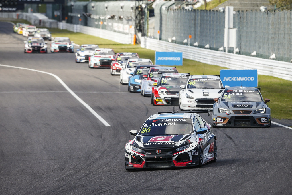 86 GUERRIERI Esteban, (arg), Honda Civic TCR team ALL-INKL.COM Munnich Motorsport, action during the 2018 FIA WTCR World Touring Car cup of Japan, at Suzuka from october 26 to 28 - Photo Francois Flamand / DPPI