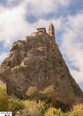 Rocher Saint-Michel-Panorama