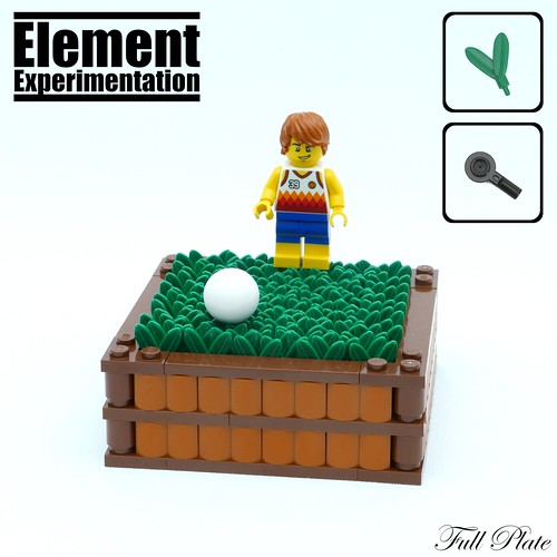 Element Experimentation: Soccer Grass
