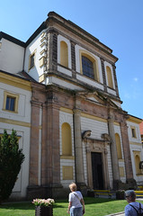 Jičín, Church of St. Jacob the Greater
