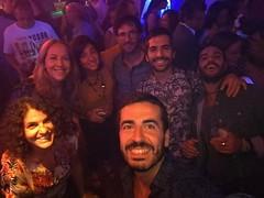 Anna Z., Judith, Anna S., Agus/Morgar, Joan Pau, Tiger/Santiago, Jesús/Garmor. Barcelona. Septiembre 2018