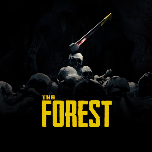 the forest download size steam