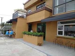 旅客中心和咖啡店