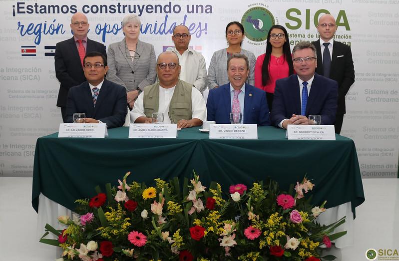 Cierre del programa ABS/CCAD-GIZ, Promoción del potencial económico de la biodiversidad de manera justa y sostenible para poner en práctica el Protocolo de Nagoya en Centroamérica y República Dominicana