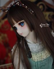 かんざきらんこ/神崎蘭子[Dollfiedream]belong to 猫井泉