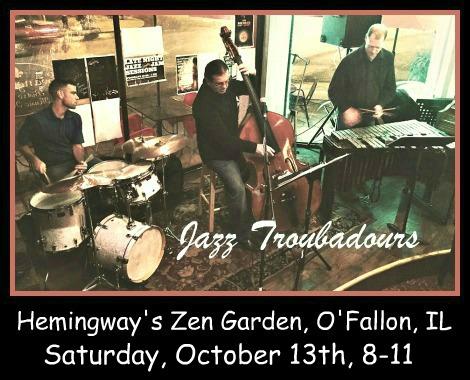 Jazz Troubadours 10-13-18