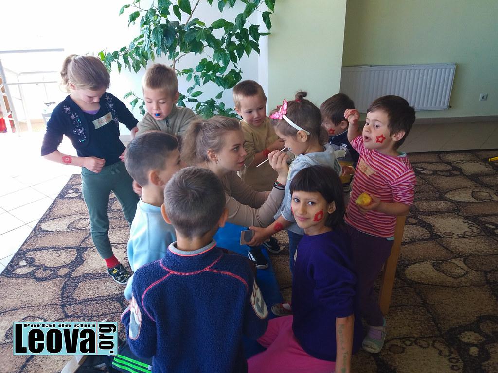 O zi minunată alături de copii de la Centrul Multifuncțional Cupcui