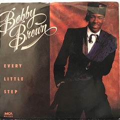 BOBBY BROWN:EVERY LITLLE STEP(JACKET A)