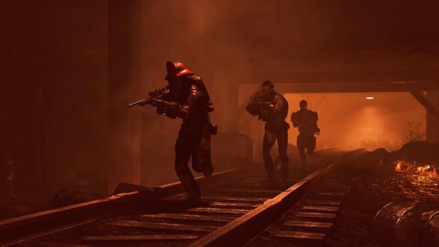 Fallout76 PVPマルチプレイ