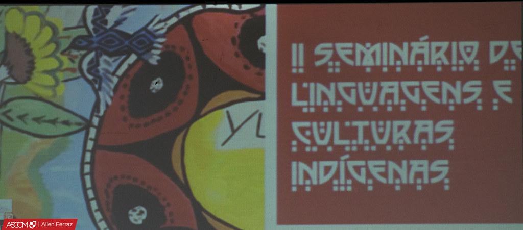 II Seminário de Linguagens e Culturas Indígenas