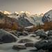 Morteratsch Glacier by Dani Maier