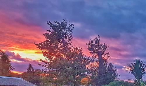 A Samsung Sunrise! 😀