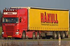 Henrik Josefsen Int. Transport  Bramming