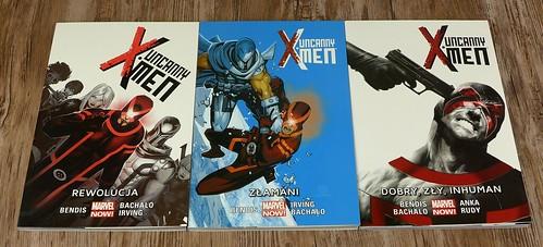 Uncanny X-Men 1-3